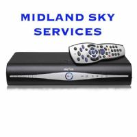 SKY HD Box Sky Plus + Amstrad DRX890WL 500gb Latest Model + Remote + Power Cable